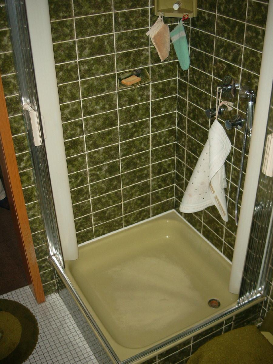 Dusche vorher