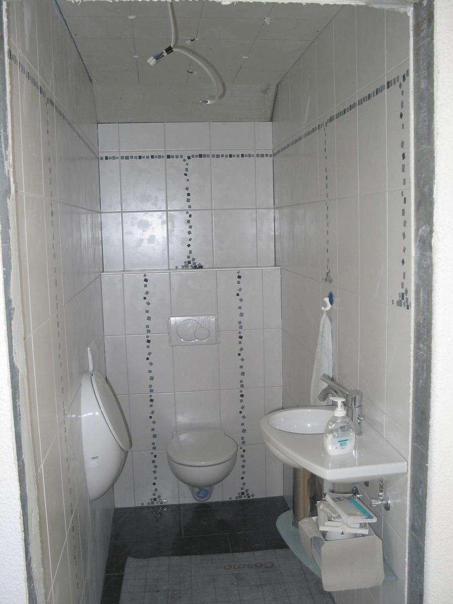 Fliesengestaltung WC