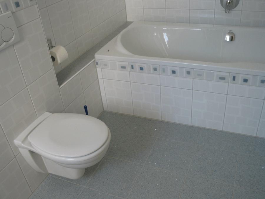 Fliesengestaltung Badewanne