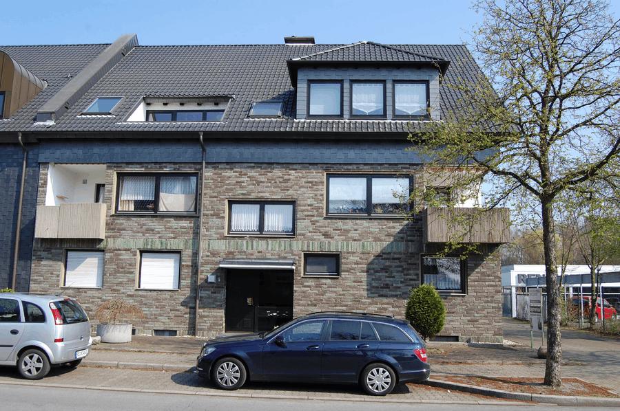 Hausverwaltung Haldenstraße