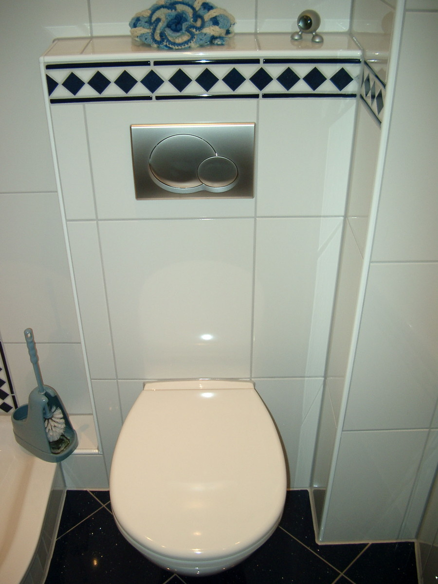 WC nachher